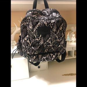 Bebe backpack large,double zipper compartment